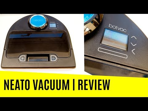 neato botvac d85 robot vacuum review makeup guides. Black Bedroom Furniture Sets. Home Design Ideas
