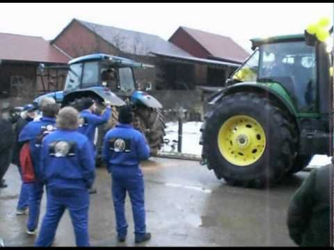 New Holland TM 175 VS John Deere 7930