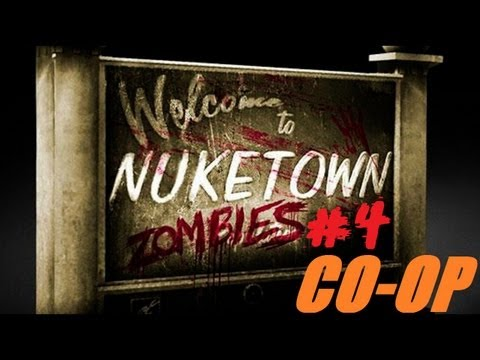 Nuketown Zombies Co-op with the Crew (Ep4)