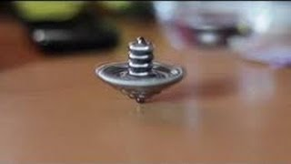 Tutorial on how to make a spinning top (zen magnet/buckyballs/neocube)