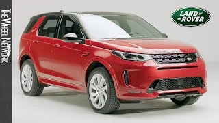 2020 Land Rover Discovery Sport – Connectivity and Versatility