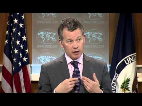 Daily Press Briefing - April 10, 2015