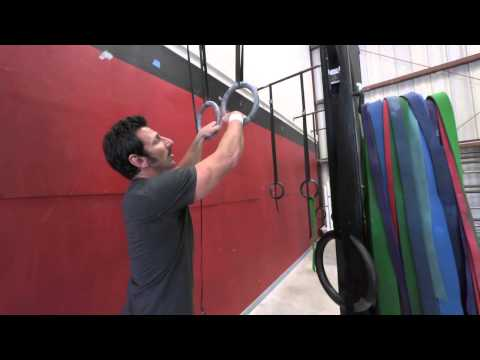 CrossFit - WOD 121207 Demo with Bill Grundler