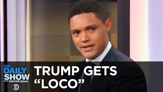 "Trump's ""Loco"" Trade Announcement - Between the Scenes 