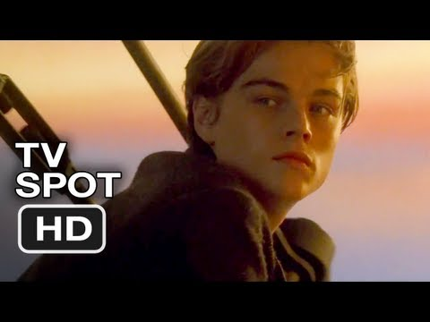 Titanic 3D TV SPOT #1 - James Cameron Movie (1997) HD
