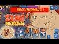 Furball Boss In Semi Heroes: Idle Battle RPG Gameplay