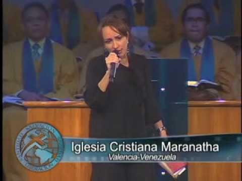 Tu adoración toca a Dios. Pastora Rebeca de Bertucci (Domingo 13-03-2011)