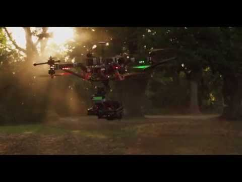 Flying Dragon Aerial Drone Cinematography Showreel