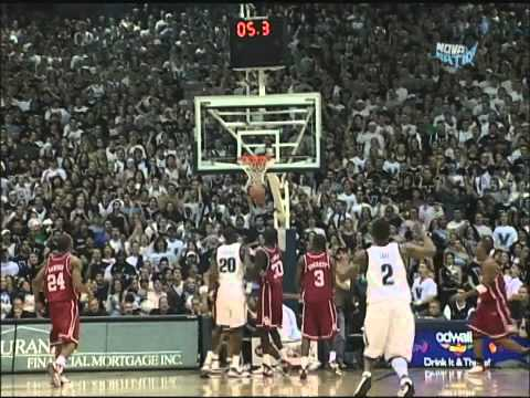 Kyle Lowry Highlights- Villanova Legend