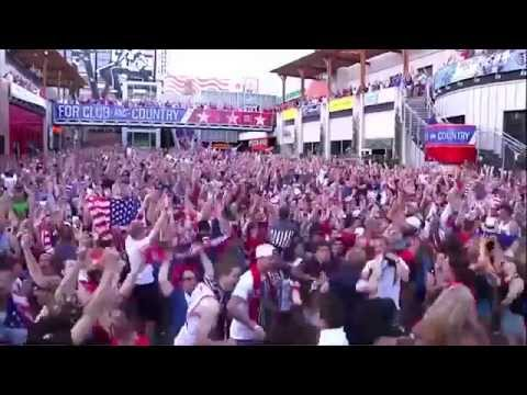 Sweat Shock (World Cup '14) - J Roddy Walston & The Business