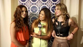 Katie Stevens & Rita Volk Talk Life With MTV