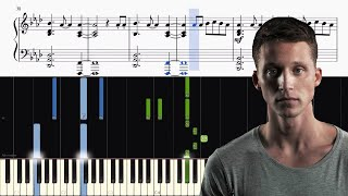 Download Lagu NF - Let You Down - Piano Tutorial + SHEETS Gratis STAFABAND