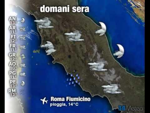 Meteo ITALIA del 01/12/2011