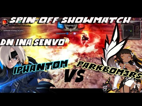 Spin-Off Showmatch !!! Dragon Nest PvP  - Arch Heretic (IPhantom) vs Oracle Elder (ParkBom3rs)