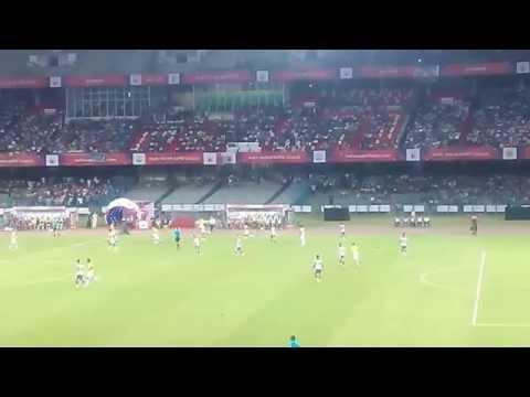 Match no.10-  Atletico De Kolkata beat kerala at 2-1