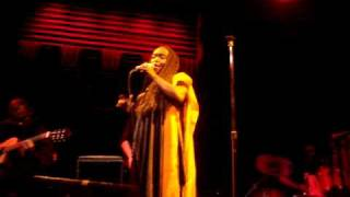 Emeline Michel sings Jodiya - joe s pub NYC