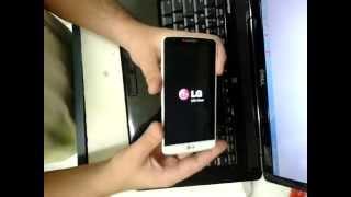 LG G3 Stylus D690 como aplicar o hard reset e Desbloquear