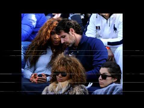 Serena Williams Patrick Mouratoglou Couple Patrick Mouratoglou Serena