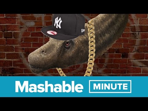 A HUGE New Dinosaur Discovery! | Mashable Minute | With Elliott Morgan