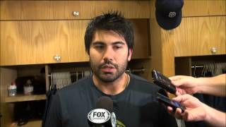 Carlos Quentin on why he Charged Zack Greinke & the History Between Them
