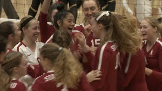 No. 2 Cardinal women's volleyball handles Colorado in straight-sets