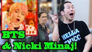 Download lagu BTS x Nicki Minaj - IDOL - Kpop Dance in Public!!