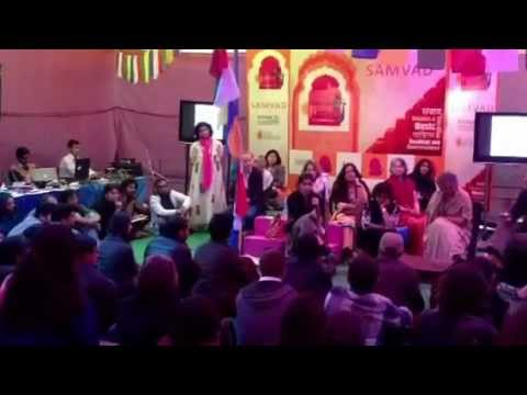 Publishing Session at Jaipur Literature Festival