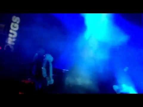 Marilyn Manson The Dope Show Alcatraz Metal Festival 08 Août 2014 video