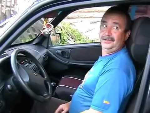 Как подарить папе машину
