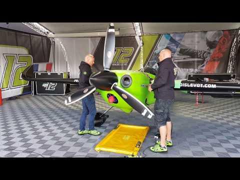 Red Bull Air Race 2018 Kazan / Подготовка к Соревнованиям