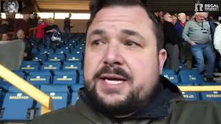 FULL TIME REACTION- MILLWALL 1-3 PRESTON