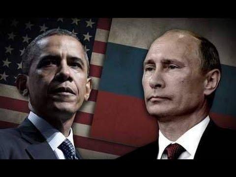 Barack Obama vs Vladimir Putin Hell in a Cell Match (WWE 2K15)