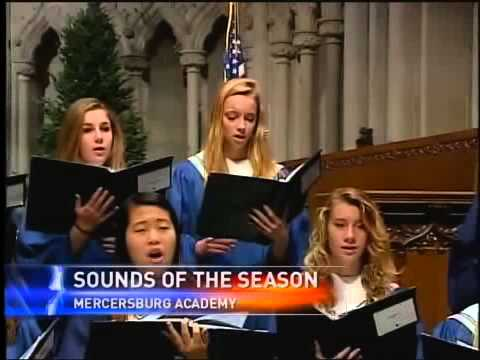 WHAG Sounds of the Season 2012: Mercersburg Academy