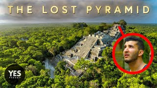 Finding the Lost Largest Pyramid in the World