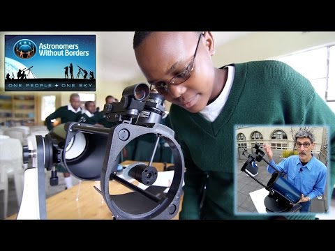 Unboxing: OneSky 130 – Best Inexpensive Telescope 4K Video