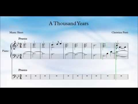 Thousand Years Cello