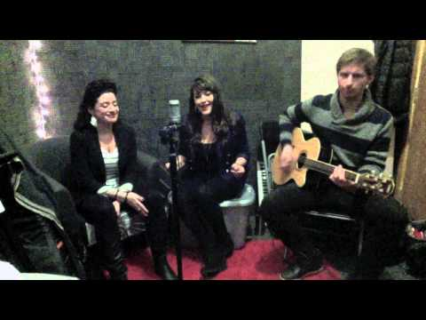 Adele - Set Fire to the Rain (cover) - Cara Samantha, Nina Siegel and Iakov Kremenskiy