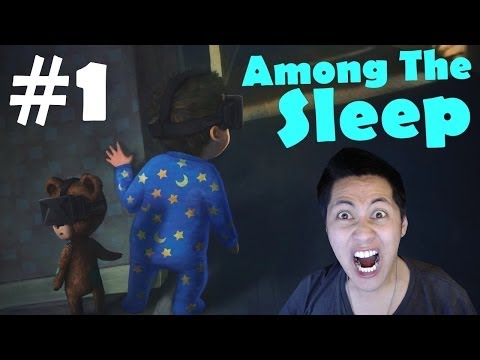 Among The Sleep Walkthrough Part 1 Gameplay Let's Play Playthrough 1080p HD