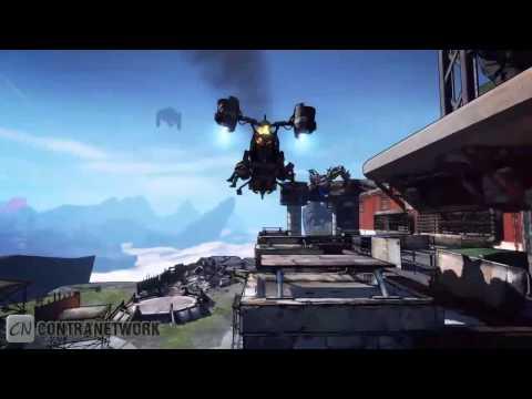 Borderlands 2   Mechromancer Trailer