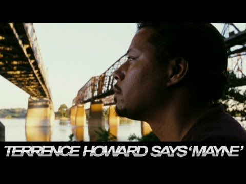 Terrence Howard Says 'Mayne' (Hustle And Flow Supercut)