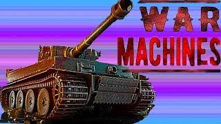 War Machines# 26  Cheats Android БИТВА ОНЛАЙН Немецкий танк Панцер-4 War Machines ВИДЕОДЛЯ ДЕТЕЙ
