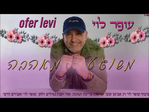 עופר לוי  משוגע מאהבה