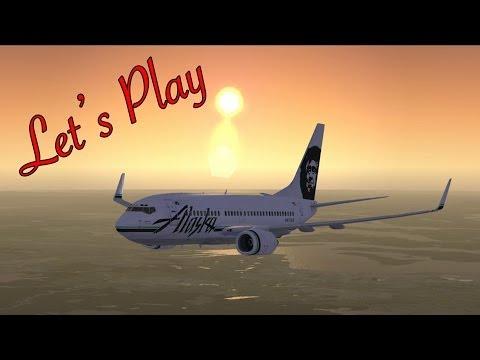 Let's Play: Flight Simulator X - KSEA to KGEG