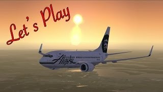 Let's Play: Flight Simulator X - KSEA to KGEG