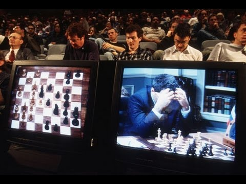 Kasparov vs Deep Blue - Real time Commentary by GM Yasser Seirawan (1997)
