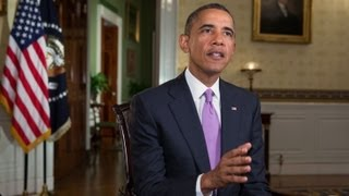 Weekly Address: Congress Must Act Now to Pass a Budget and Raise the Debt Ceiling