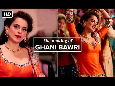 Song Making Of Ghani Bawri | Tanu Weds Manu Returns | Kangana Ranaut & R. Madhavan