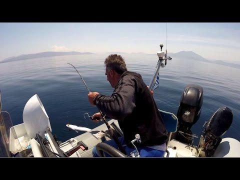 видео рыбалки с телевизорами