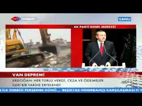 """Başbakan Erdoğan. """"İktidarı Kaybetsek'de Biz Yapacağız"""""""