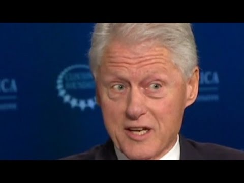 Bill Clinton says Hillary was right on Syria